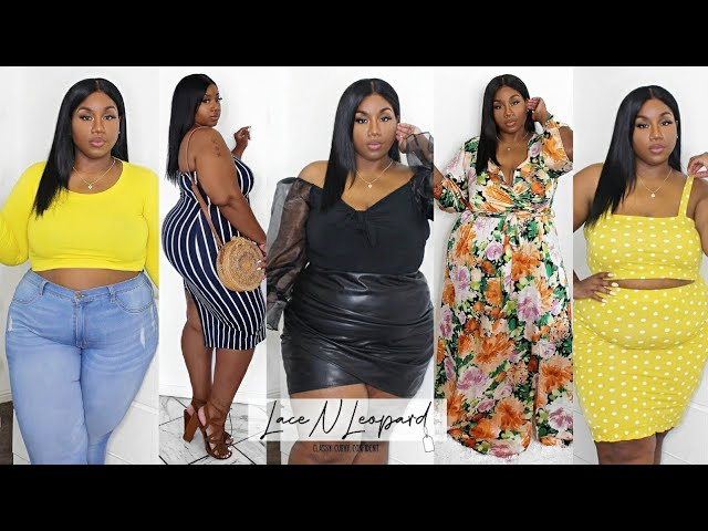 SO THAT IS THISSS! SHOP LACENLEOPARD PLUS SIZE HAUL! JULY 2020