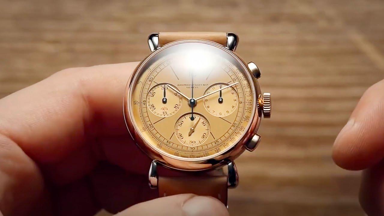 The Crazy Omega Secretly Built By Audemars Piguet | Watchfinder & Co.