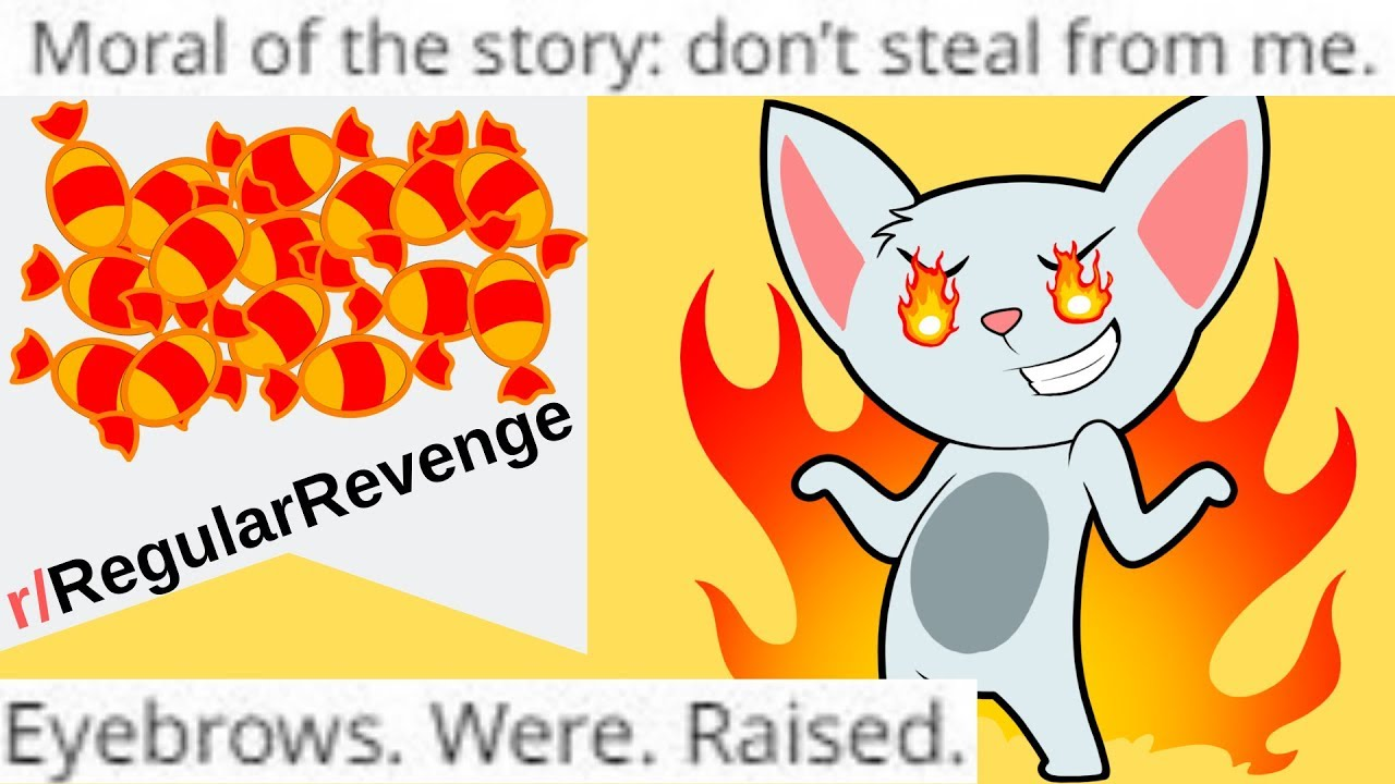 r/RegularRevenge | Salty Yet Satisfying | Day Two of Revenge Week