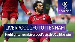 Liverpool vs Tottenham (2-0) | UEFA Champions League final highlights