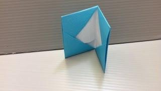 Daily Origami: 140 - Folder