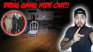 ABANDONED CLUB OWNED BY THE MAFIA! they LEFT EVERYTHING BEHIND! (MONEY VAULT  FOUND)