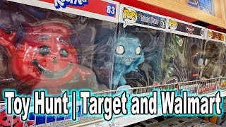 Toy Hunt | Target and Walmart
