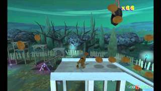Scooby-Doo! Night of 100 Frights - Gameplay Xbox HD 720P
