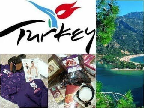 Покупки из Турции 2018. Great shopping in Turkey.