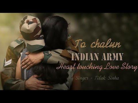 Indian Army Love Story The Short Film Army Ke Jawan Rapstar Yuviraj Bunty Yadav Youtube
