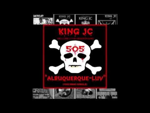 KING JC - Albuquerque Luv (1992 Maxi-single) ((Full Tape Rip))