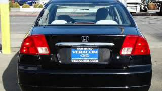 Video 2001 Honda Civic - San Mateo CA download MP3, 3GP, MP4, WEBM, AVI, FLV September 2018