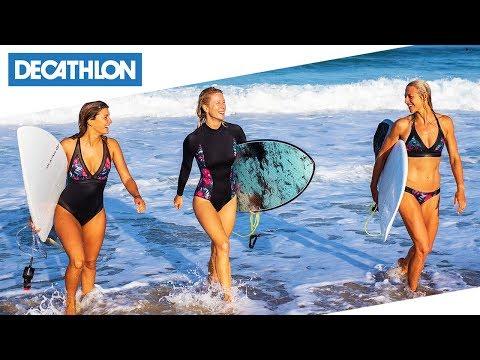 Olaian Collezione Costumi Mare Donna 2019 Decathlon