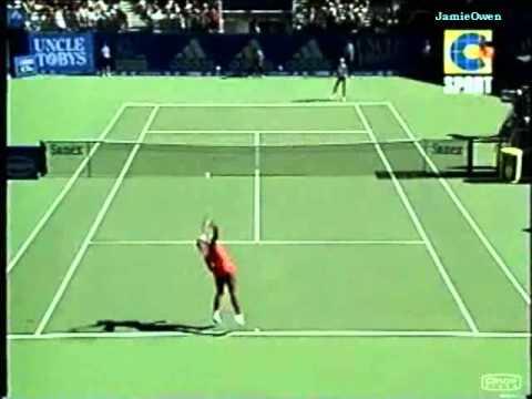 Serena Williams vs Anna Kournikova 2002 Sydney Highlights