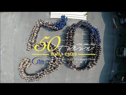 Aerial View : 50 Years Anniversary Institut Latihan Perindustrian Kuala Lumpur