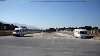 Argeles-sur-mer 66 vers camping