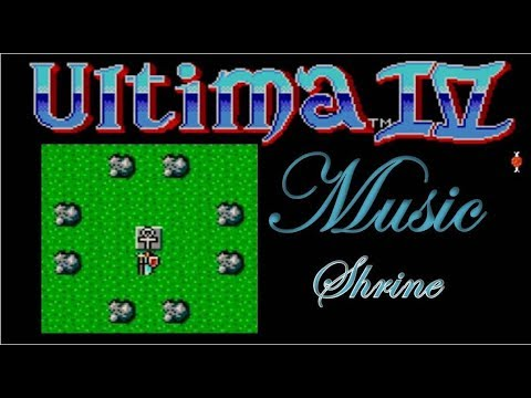 Ultima IV: Quest of the Avatar (SMS) Music - Shrine