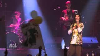 DVD Zona Ganjah en vivo HD - Por lo que obtuve (3/32)