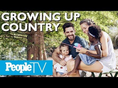 Thomas Rhett, Rascal Flatts & Lady Antebellum On Raising Their Country Families (FULL) | PeopleTV