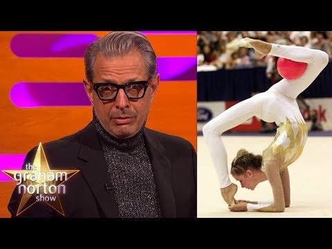 Download Youtube: Jeff Goldblum's Wife is a CONTORTIONIST! | The Graham Norton Show