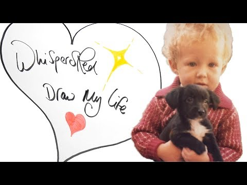 Draw My Life | Emma WhispersRed | ASMR