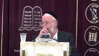 """פרשת יתרו תשע""""ח - הרב ברוך רוזנבלום Hd"""