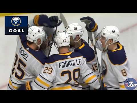 NHL highlights Nashville Predators 4, Buffalo Sabres 7 espn