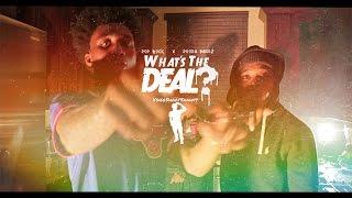 Pop Rock x Pooda Bandz - What's The Deal [Dir. VideoShootShawty] @BonzRollie