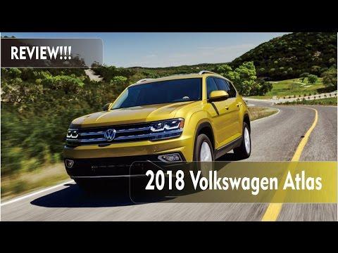 Credible, but not incredible 2018 Volkswagen Atlas First Drive
