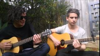 Sticky Fingers / / A Love Letter from me to You / / (Cover)