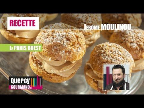 Recette : Le PARIS BREST – quercygourmand.tv