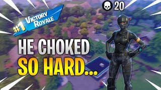 He Choked So Hard... | 20 KILL DUO GAUNTLET w/ Kytrex