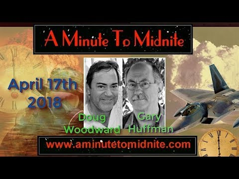 Exposing Truth Behind Middle East War Drums- Doug Woodward & Gary Huffman