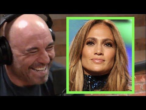 Joe Rogan's Hilarious Jennifer Lopez Rant