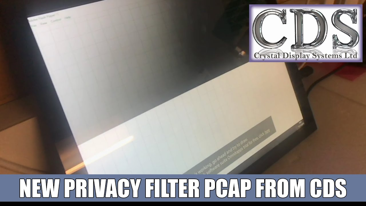 CDS Display Corner - New Privacy Filter PCAP Demo | Crystal