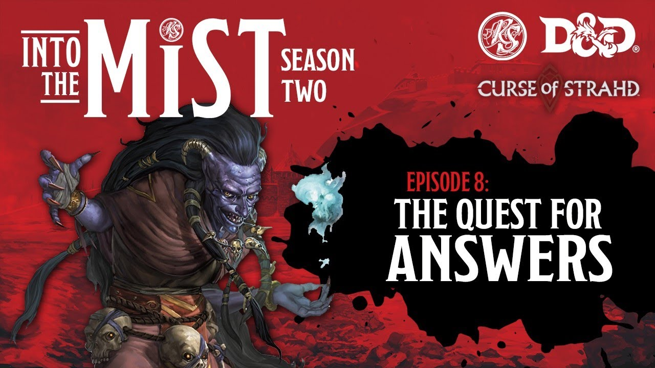 Download Season 2 Ep. 8 - Into the Mist | The Quest For Answers