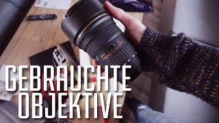 Gebrauchte Objektive kaufen?! | Schlechtestes Video ever :D | Nils Langenbacher