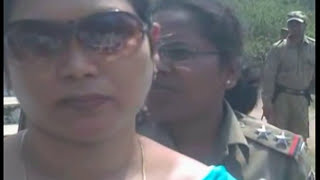 Subhashree Panda wife of maoist leader Sabyasachi Panda.mov