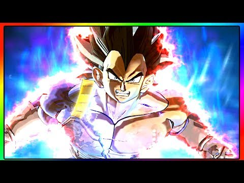 And that's enough of Ultra Instinct Vegeta in Dragon Ball Xenoverse 2 Mods!