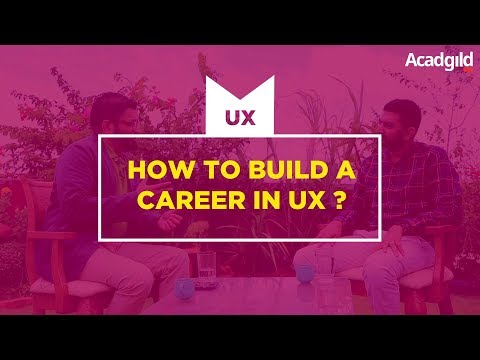 How to Become a UX Designer 2018 | How to Build a Career in UX Design | UX Design Career in 2018