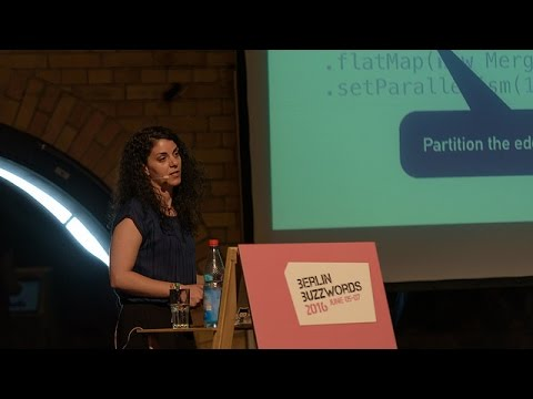 #bbuzz 2016: Vasia Kalavri -  Graphs as Streams: Rethinking Graph Processing in the Streaming Era on YouTube