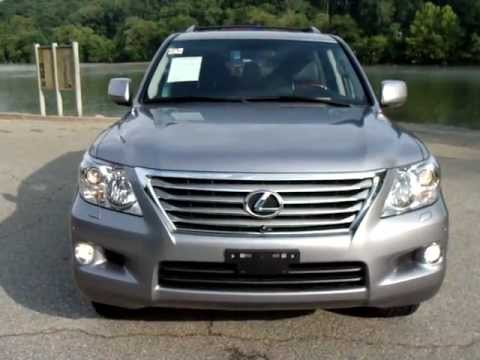 2008 08 lexus lx570 lx 570 personal used car review at 50k. Black Bedroom Furniture Sets. Home Design Ideas
