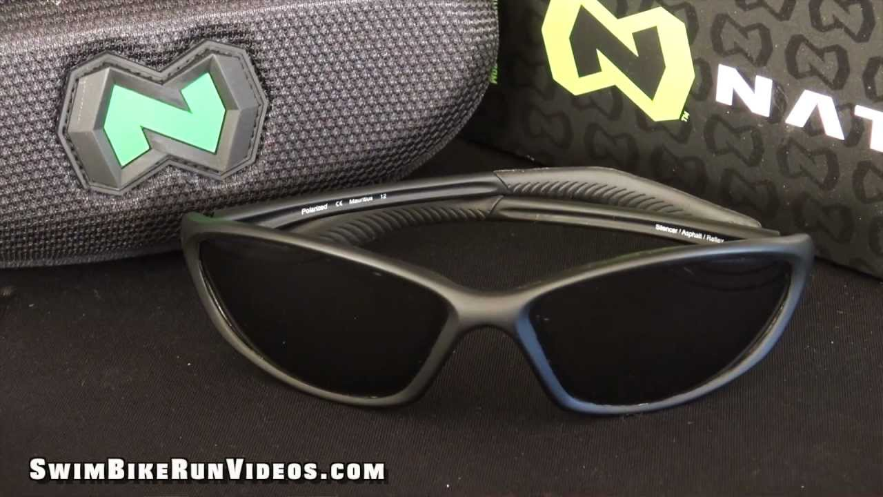 c79cabaead8 Native Eyewear Silencer Polarized Sunglasses - YouTube