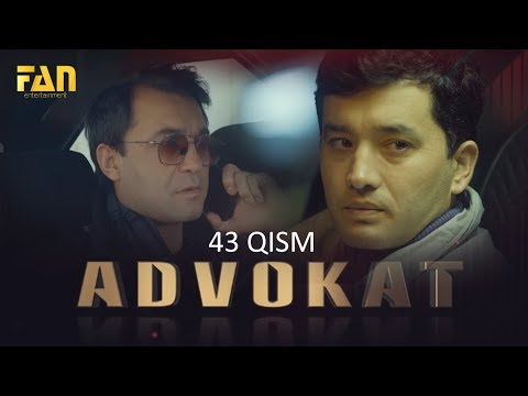 Advokat Seriali (43 Qism) | Адвокат сериали (43 қисм)