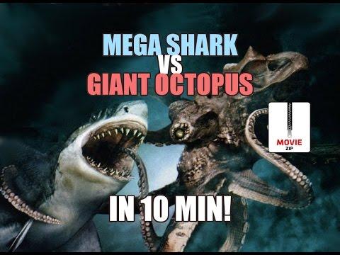 Mega Shark vs Giant Octopus - MovieZip - Film in 10 min by Film&Clips