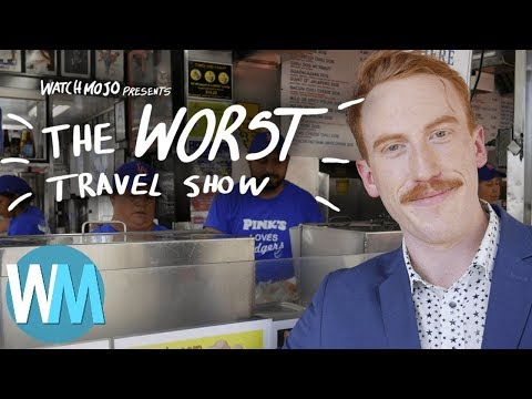 WatchMojo Presents: The WORST Travel Show - TRAILER