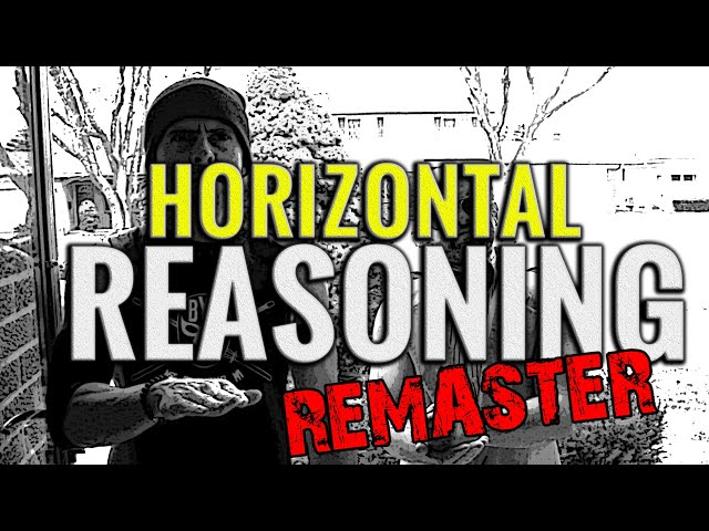The Following Announcement Show - Horizontal Reasoning (Remaster)