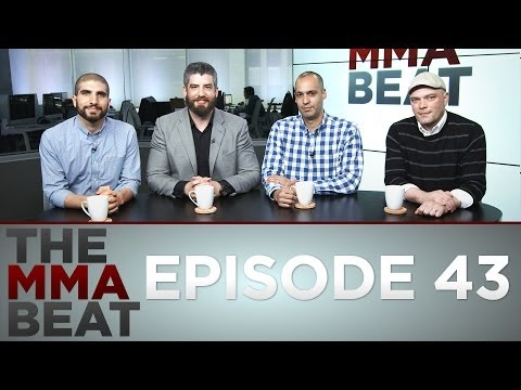 The MMA Beat - Episode 43