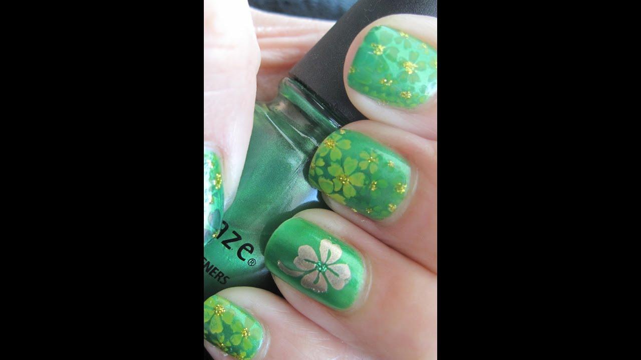 Atractivo Uñas Verde Diseña Fotos Adorno - Ideas Para Pintar Uñas ...