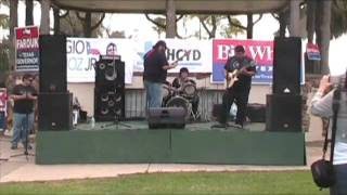 Heavy Set - Tear Ya Down (Motorhead Cover) [Archer Park McAllen, Tx 2-20-2010]