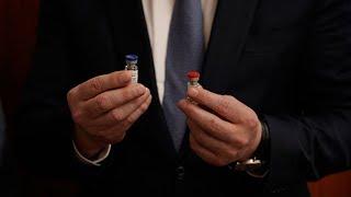 В РФ зарегистрирована первая в мире вакцина против Covid 19