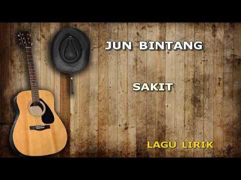JUN BINTANG SAKIT (LIRIK LAGU BALI)