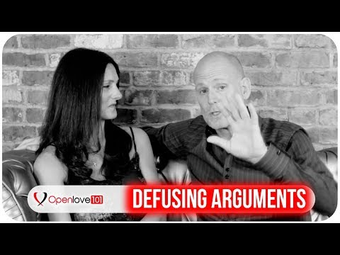 Swinging Relationship Issues: Defusing Arguments