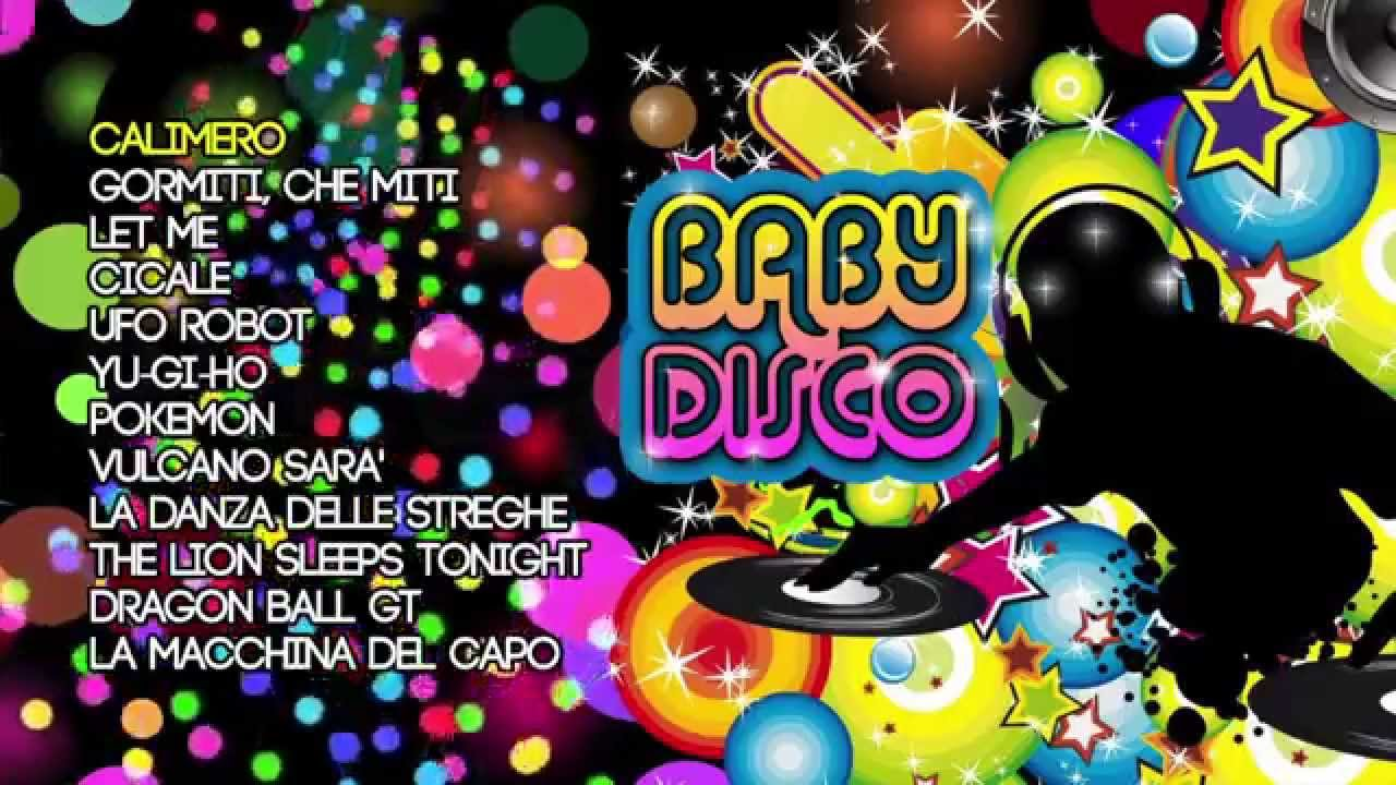 Musica Per Bambini Baby Disco Le Migliori Canzoni Da Ballare Per